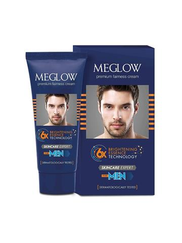 Leefords Meglow Fairness creme for men Brightening Essence Technology 30g