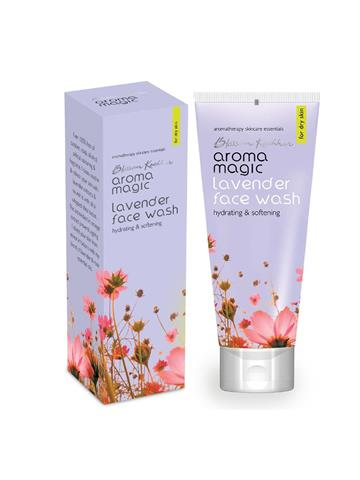 Blossom Kochhar Aroma Magic Lavender face wash hydrating & Softening 100ml