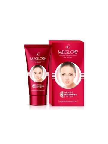 Leefords Meglow Premium Fairness creme for women power of perfect 30g