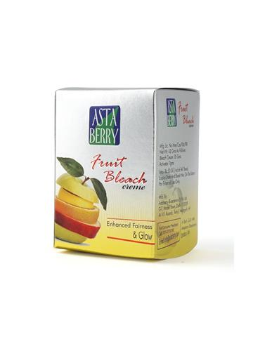 Asta Berry Fruit Bleech Creme