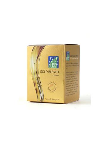 Asta Berry Gold Bleach Creme 42g