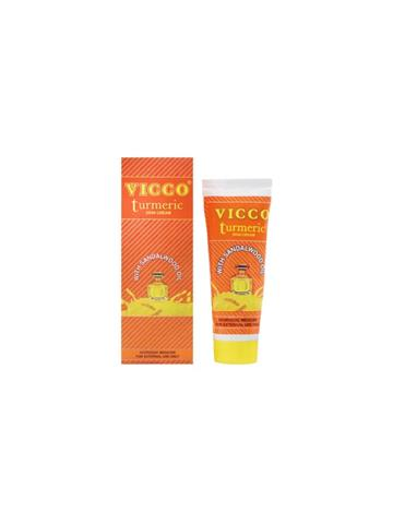 Vicco Turmeric Skin Cream with sandal wood 15g
