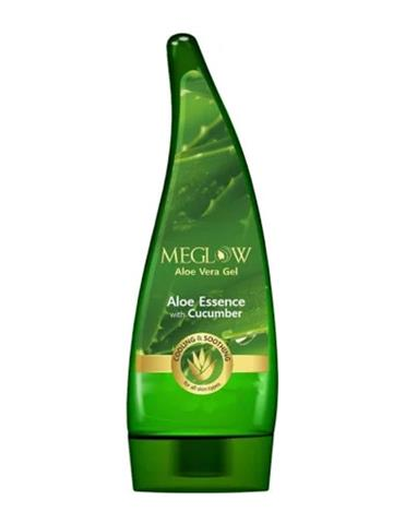 Leefords Meglow Aloe vera gel Aloe Essence with cucumber
