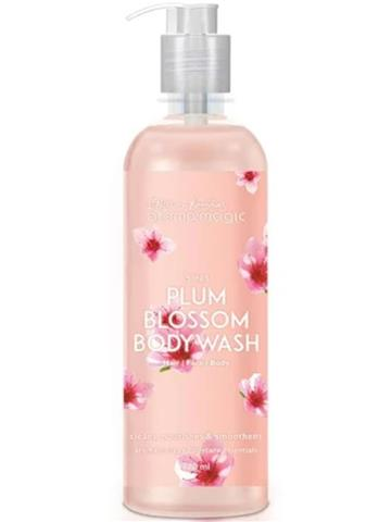 Blossom Kocchar  Aroma Magic 3 In 1 Plum  Blossom Body Wash