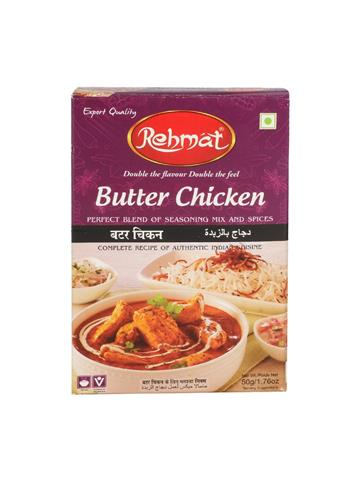 Rehmat Butter Chicken Masala 50g - Export Quality
