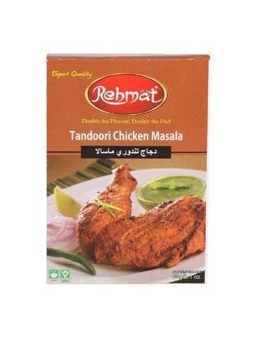 Rehmat Tandoori Chicken Masala Export Quality 60g