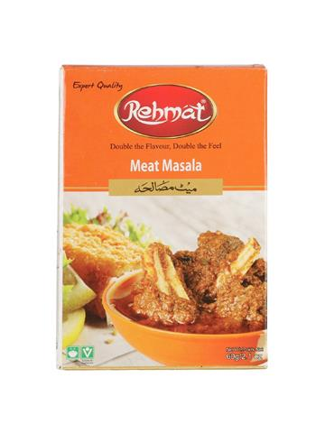 Rehmat Meat Masala Export Quality  (60g)