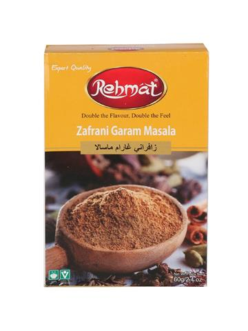 Rehmat Zafrani Garam Masala Export Quality (60g)