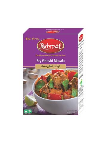 Rehmat Fry Ghosht  Masala Export Quality 60g