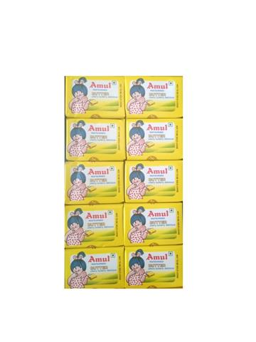 Amul Butter - 20g pack of 50