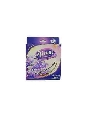 Air Vel Air Freshener Obliterate Offensive Odour Lavender 75g