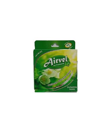 Air Vel Air Freshener Obliterate Offensive Odour Jasmine 75g