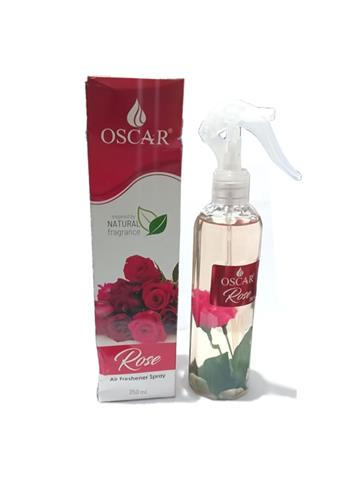 Oscar Natural Fragrance Rose Air Freshner Spray 250ml