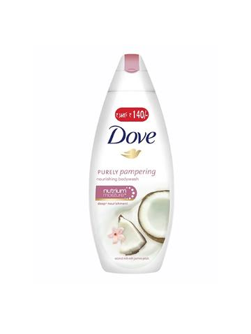 Dove Body Wash Coconut Milk Jasmine Petals 190 Ml