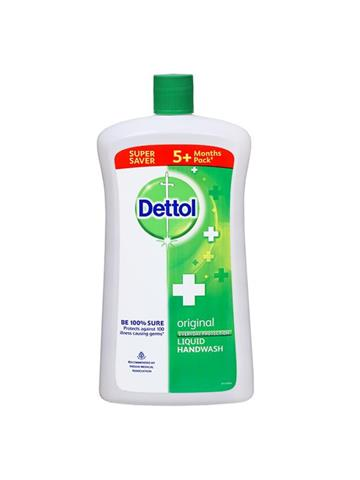 Dettol Original Liquid Handwash (900ml)