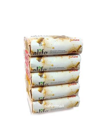 Fortune Alife Soothing Sandalwood Soap Buy 3 Get 2 free (5U*100g)=500g