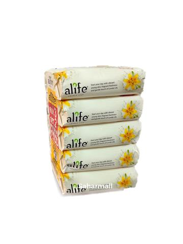 Fortune Alife Lovely Lily Soap Buy 3 Get 2 Free (5U*100g)=500g