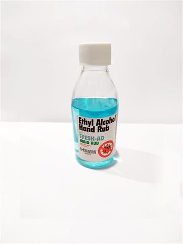 New Fresh-AD Hand Rub Sanitizer 100ml