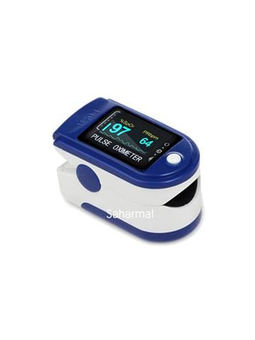 Pulse Oximeter With Oled Display