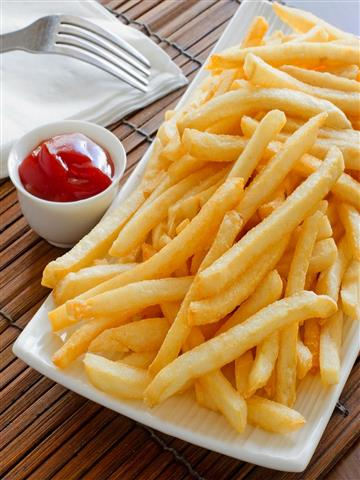 French Fries Med