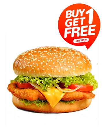 Special Burger  - Ariose  Buy 1 Get Free Limited Offer
