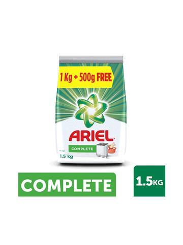 Ariel Complete 1kg +500g Free