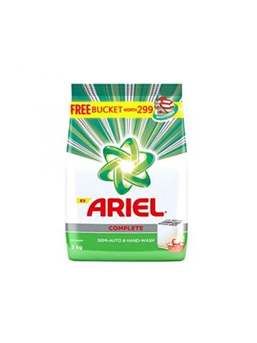 Ariel Complete 3 kg with Bucket Free worth Rs 299