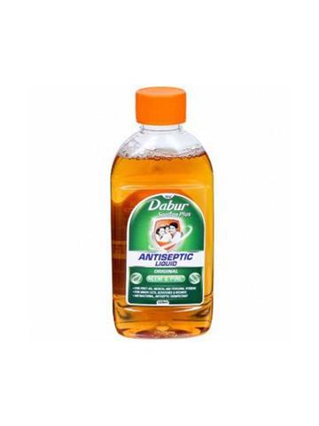 Dabur Antiseptic Liquid Original Neem & Pine 125ml