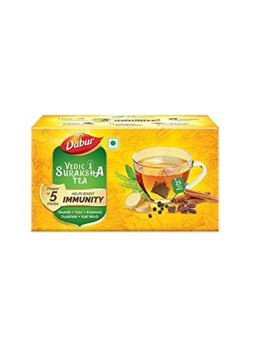 Dabur Vedic Suraksha Black  Tea 10N*1.5g