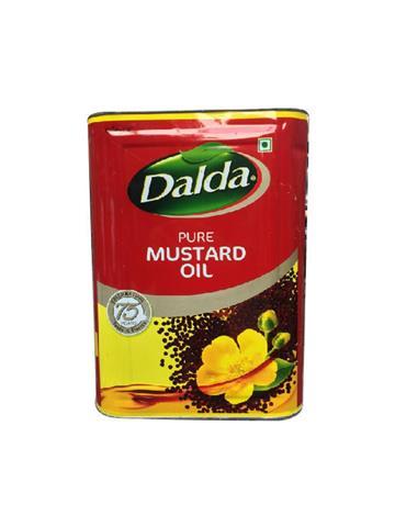 Dalda Pure Mustard oil (15kg)