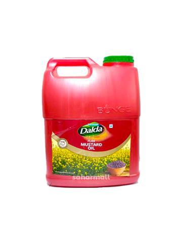 Dalda Pure Mustard oil (15l)