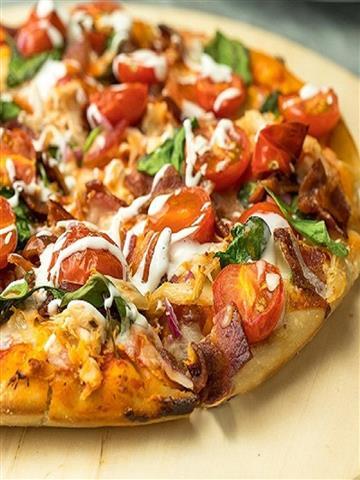 Chciken blast regular pizza