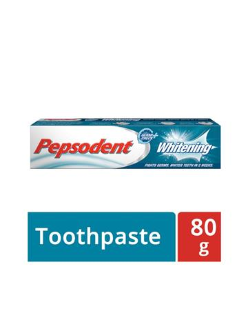 Pepsodent Cavity Protection Whitening (80g)