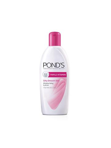Ponds Triple Vitamin Silky Smooth Skin Moisturising Lotion (100ml)