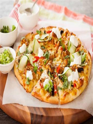 Tandoori Chicken Regular Pizza