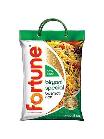 Fortune biryani special basmati rice( 5kg)