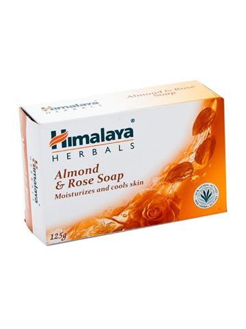 Himalaya Almond & Rose Moisturizes and Cools Skin (125g)
