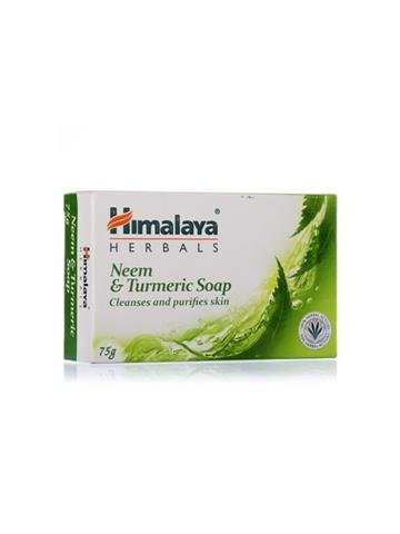 Himalaya Neem & Turmeric Soap Cleanses and purifies Skin 125g