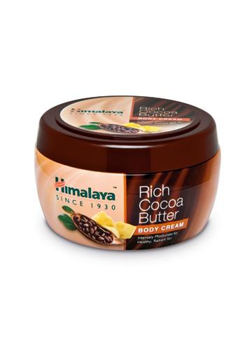 Himalaya Body Cream with Rich Cocoa Butter (200ml)
