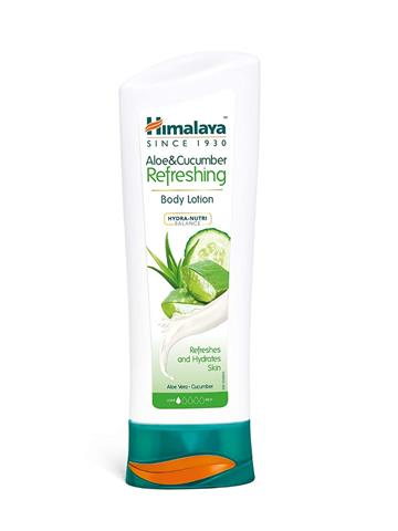 Himalaya Aloe & Cucumber Refreshing Body Lotion with Aloevera & Cucumber (200ml)