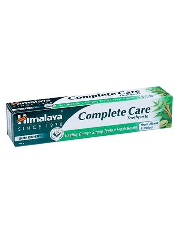 Himalaya Complete Care Toothpaste with Neem, Miswak & Triphala Gum Expert (150g)