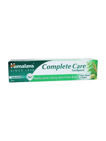 Himalaya Complete Care Toothpaste with Neem, Miswak & Triphala Gum Expert (80g)