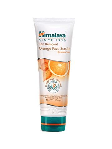 Himalaya Tan Removal Orange Face Scrub (100 g)