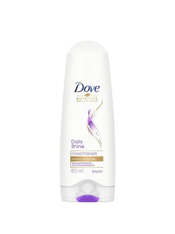Dove Daily Shine Conditioner (80ml)