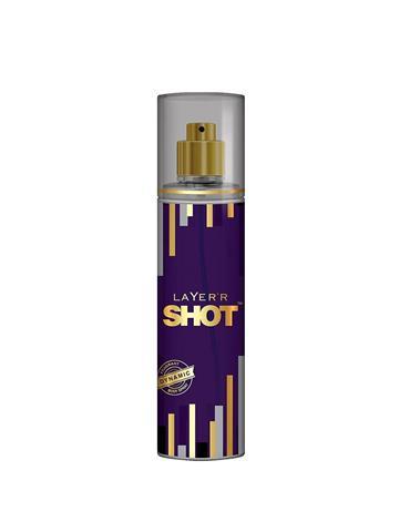Layer Shot Dynamic Body Spray (135mL)