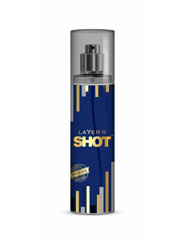Layer Shot Passion Body Spray (135ML)
