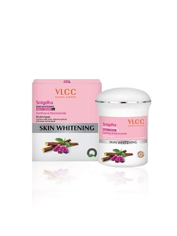 VLCC Snigdha Skin Whitening  Night Cream with Comfrey & Niacinamide 50g