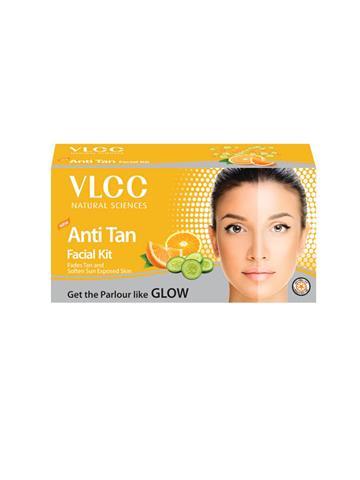 VLCC Anti Tan Facial Kit (60g)