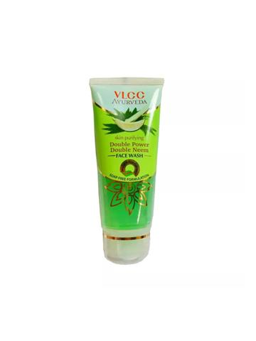 VLCC Skin Purifying Double Power Double Neem Fash Wash (100ML)
