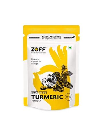 ZOFF Turmeric Powder 100G
